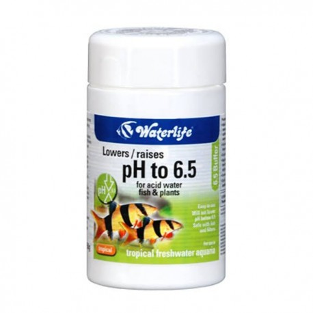 Waterlife pH 6.5 Buffer
