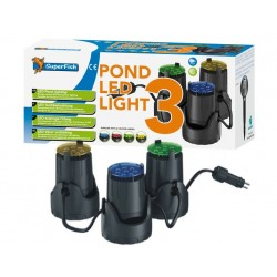 Superfish Pond LED Spot Light 3x
