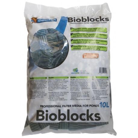 Superfish Bio Blocks Filter Media 10L