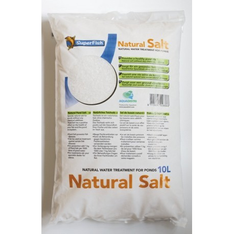 Superfish Pond Salt 10L
