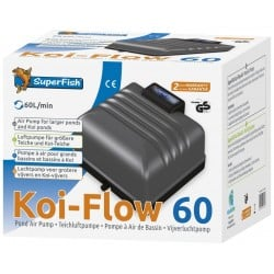 Superfish Koi-Flow 60 3600LPH Air Pump