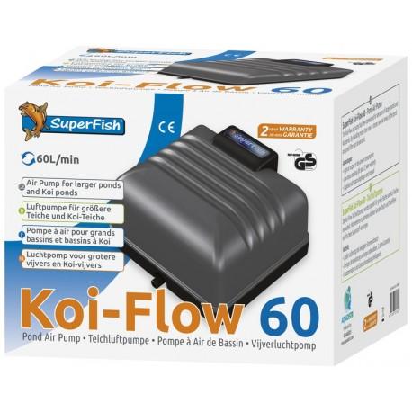 Superfish Koi-Flow 60 3600LPH Air Pump