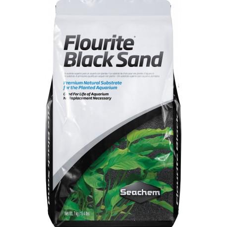 Seachem Flourite Black Sand 7kg