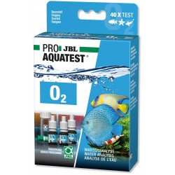 JBL O2 Oxygen Test Set Kit Fresh Water & Marine