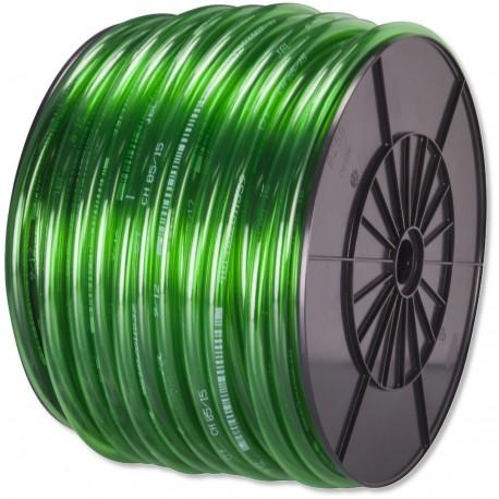 JBL Aquarium Tube 16/22mm Green per 1m