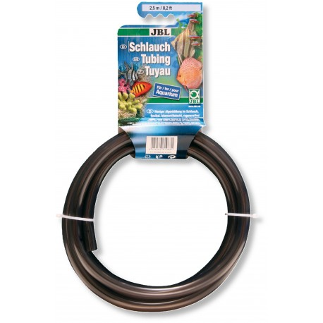 JBL Aquarium Tube 19/27mm Grey 2.5m