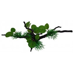 Superfish Artificial Spiderwood with Plant Medium