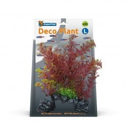 Superfish Deco Plant Kit Cabomba Red Large