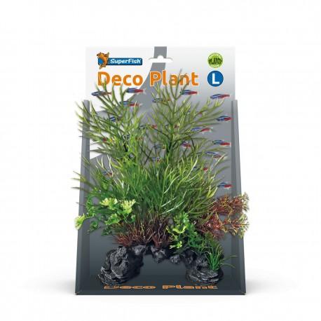 Superfish Deco Plant Kit Ceratopteris Large