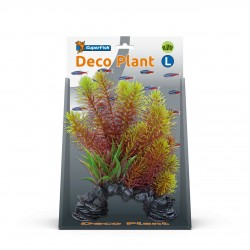 Superfish Deco Plant Kit Myriophyllum Red Large