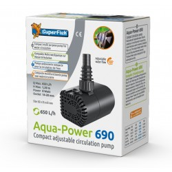 Superfish Aqua-Power 690 Circulation Pump