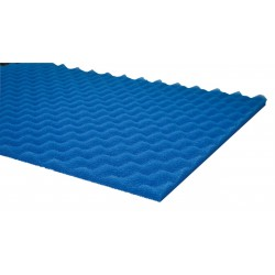 Superfish Filter Foam WAVED FINE 100x50x2cm