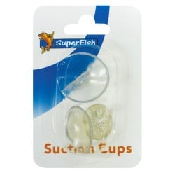 Superfish Star Suction Cups Large (2 pcs)