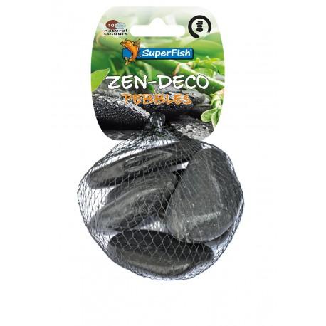 Superfish Zen Pebble Black (5 pcs)