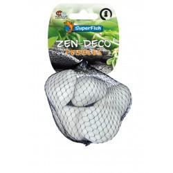 Superfish Zen Pebble White (5 pcs)