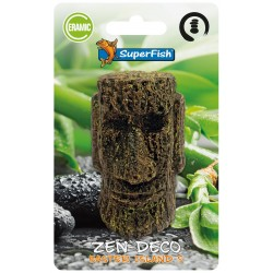 Superfish Zen Deco Easter Island Ornament S