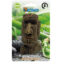 Superfish Zen Deco Easter Island Ornament L