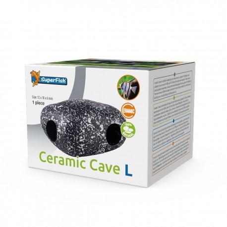 Superfish Ceramic Cave L - 12x10x6cm