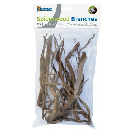 Spiderwood Branches 100g