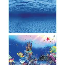Superfish Deco Poster F4 120x49cm