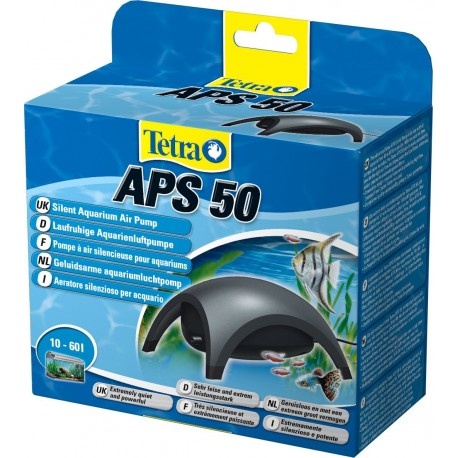 Tetra APS 50 Air Pump Anthrazite
