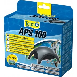 Tetra APS 100 Air Pump Anthrazite