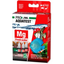 JBL Mg Magnesium Test Set Kit for Fresh Water