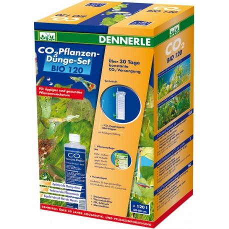 Dennerle Bio Co2 Bio 120 Set