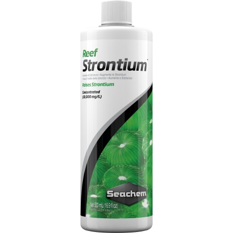 Seachem Reef Strontium 500ml