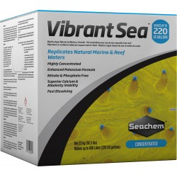 Seachem Vibrant Sea Salt 23kg