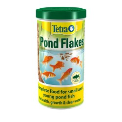 Tetra Pond Flakes 1000ml