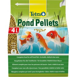 Tetra Pond Pellets 1L