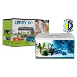 Aquael Leddy 60 Aquarium Set Black