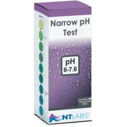 NT Labs Narrow pH 6.0-7.6 Test