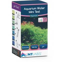 NT Labs Aquarium Water Mini Test Set