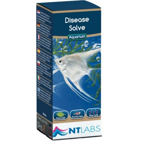 NT Labs Disease Solve 100ml