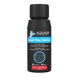 AQUADIP Liquid Filter Medium 100ml