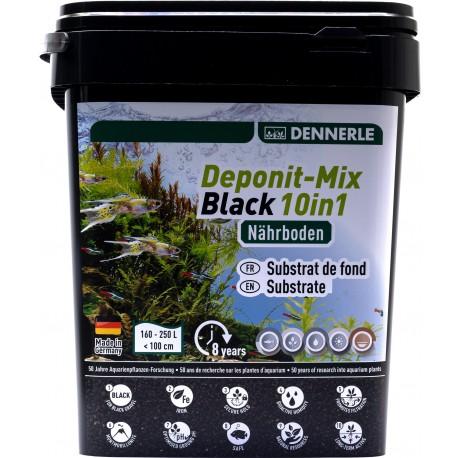 Dennerle DeponitMix Black 10 in 1 - 9.6kg