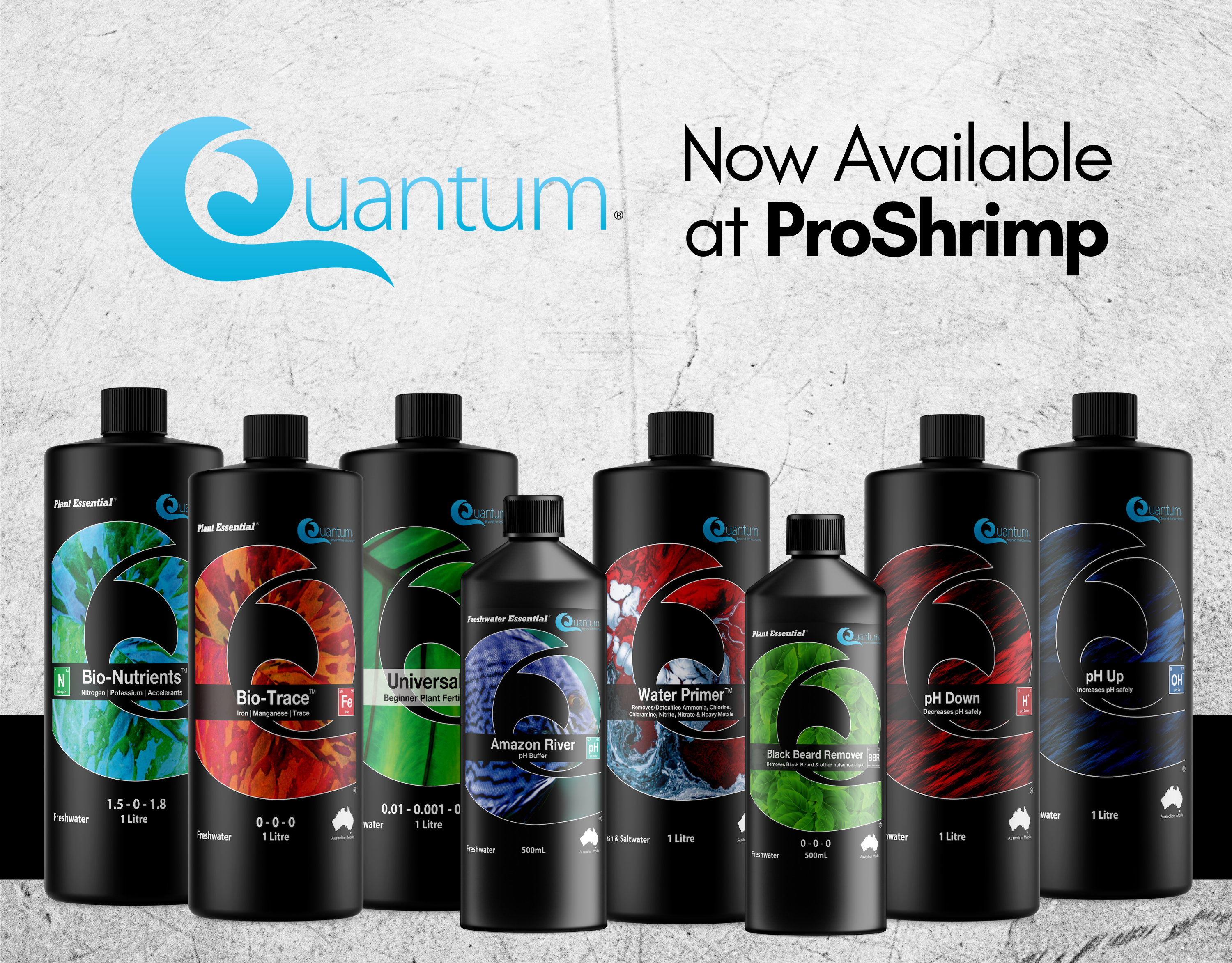 Quantum UK Products now available!